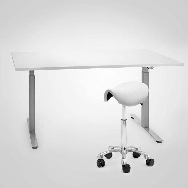 Roll-Ergonomic ja Vario-sähköpöytä