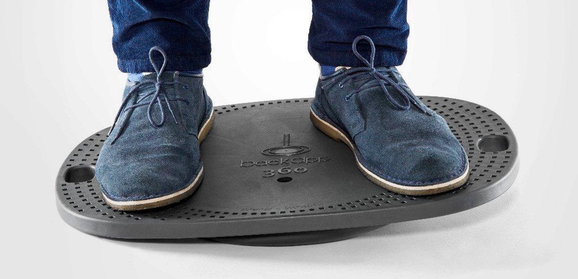 Aktiivinen toimisto – tasapainotuolilla liikettä työpäivään