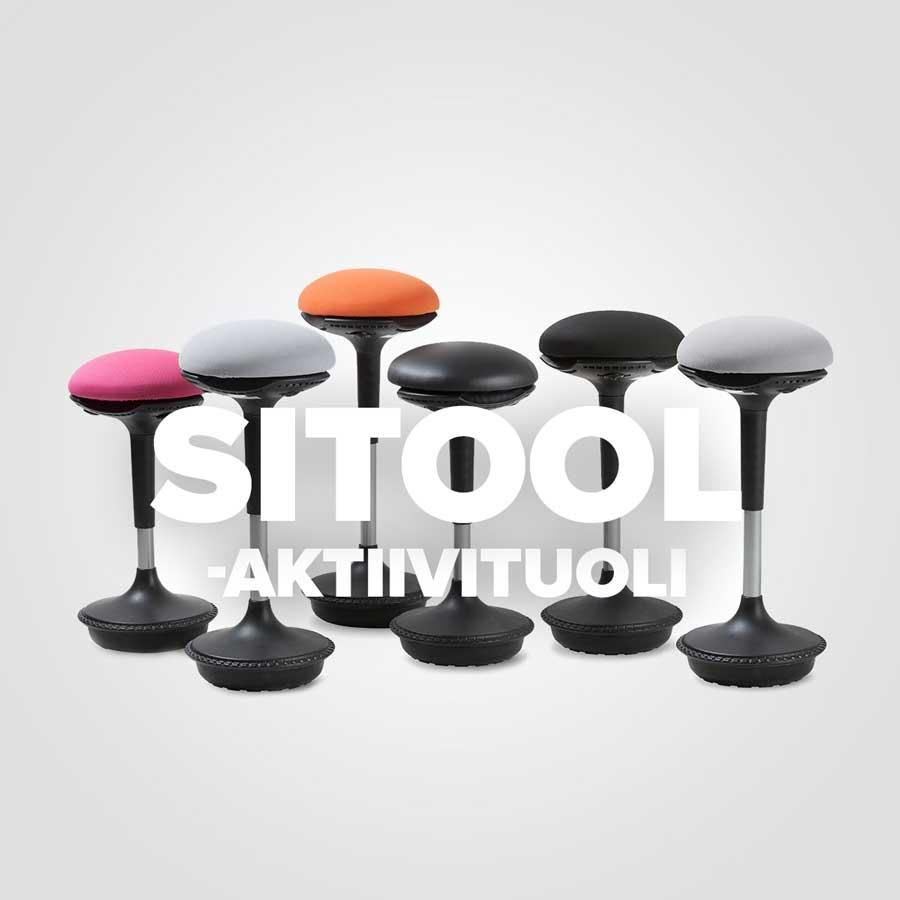 Sitool-aktiivituoli kotiin tai toimistoon