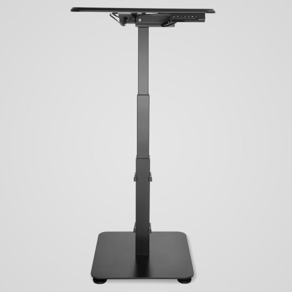 GetUpDesk Single korkein asento