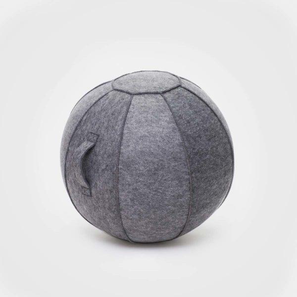 Stoo Active Ball tummanharmaa