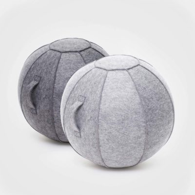 Stoo Active Ball vaaleanharmaa