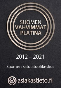 Suomen Vahvimmat Platina 2012-2021