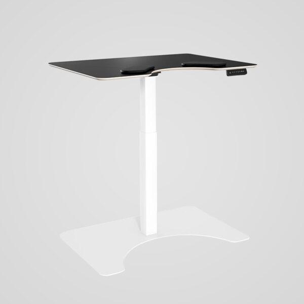 Salli E-desk sähköinen työpöytä, musta